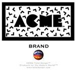 ACME™ Brand Shop
