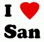 I Love San