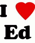 I Love Ed