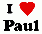 I Love Paul