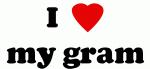 I Love my gram
