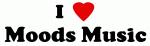 I Love Moods Music