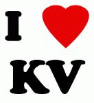 I Love KV