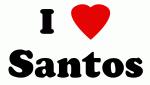 I Love Santos