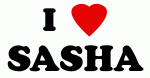 I Love SASHA