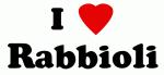I Love Rabbioli