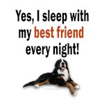 Yes, I sleep with my best friend every night