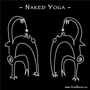 Naked Yoga for Black
