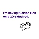 6-Sided Luck