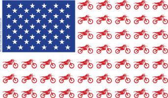 Motocross Flag
