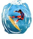 Surfer tube