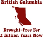 British Columbia: Drought Free
