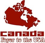 Canada: Foyer to the USA