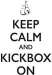 All Keep Calm & Kickbox On Products