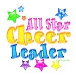 Neon All Star Cheerleader
