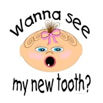 Wanna See my New Tooth?