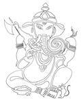 Ganesha Drawing
