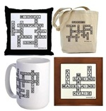 SCRABBLE-STYLE GIFTS