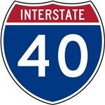 Interstate Highway 40