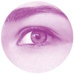 Purple eye - Lore M's art -