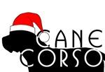 Holiday Cane Corso