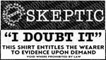 Skeptic, design 1