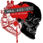 MMA Addict - It's in the blood