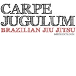Carpe Jugulum jiu jitsu tee shirts