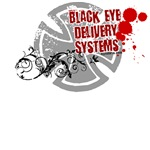 Black Eye Delivery Systems boxer shirts