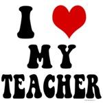 I Love (Heart) My Teacher