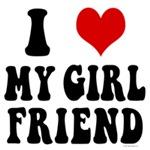 I Love (Heart) My Girlfriend