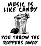 Music Is Like Candy