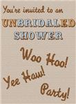 unBRIDALed Shower