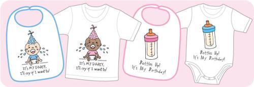 Baby Birthday Shirts