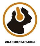 CrapMonkey Logo Merchandise