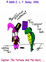 The Tortoise And The Heirs