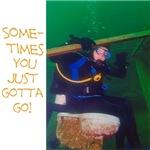 Sometimes You Just Gotta Go!