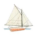 Maine Sloop