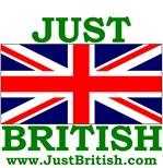 Just British Old Logo