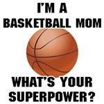 Basketball Mom Superhero