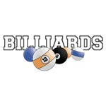 Billiards  T-Shirts and Gifts