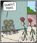 Punk Flowers