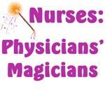 Nurses Physicians' Magicians