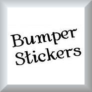 Occupation Bumper Stickers