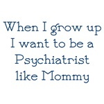 I Want To Be A Psychiatrist