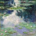 Monet Water Lilies 1907
