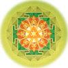 Ganesha yantra-mandala t-shirts
