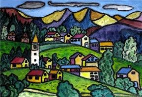Swiss Folk Travels