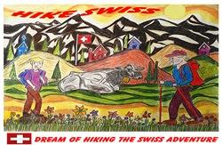 Dreaming of Hike Swiss