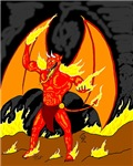 Fire Demon
